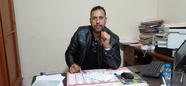 بالفيديو: تصريح نقابي خطير يعري واقع محطة طاكسيات الناظور فرخانة