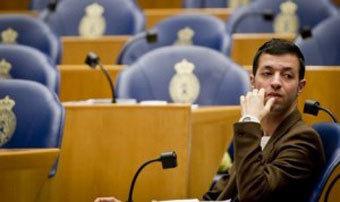 المغربي توفيق ديبي:  أصغر برلماني في هولندا يترشح لزعامة حزب هولندي .