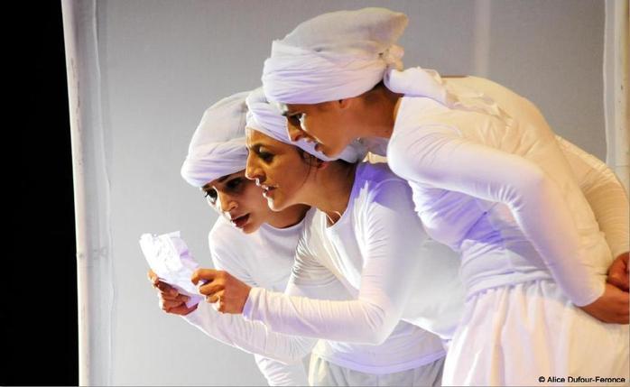 """مسرحية: """"كـولــــــــو"""" """"Goullou…!"""", aveux de femmes"""