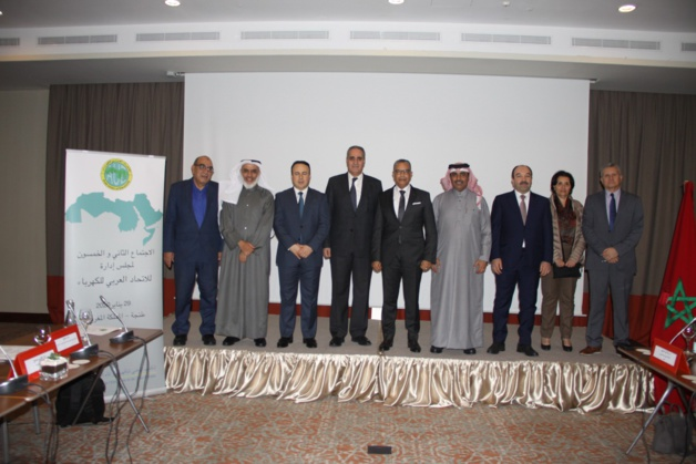 تحت رئاسة المغرب، الاتحاد العربي للكهرباء يعيد هيكلته ويتبنى استراتيجية جديدة