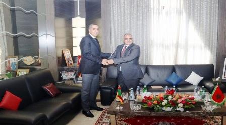 قضايا الإرهاب وأمن الحدود أهم التحديات التي ميزت الاجتماع بين حموشي ونظيره الموريتاني