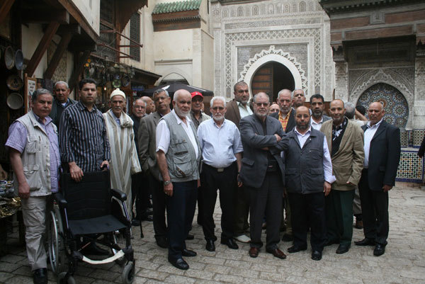 الجمعية الإسلامية للشباب والخدمات الاجتماعية تنظم زيارةً للمدن المغربية لفائدة المتقاعدين المقيمين بألمانيا