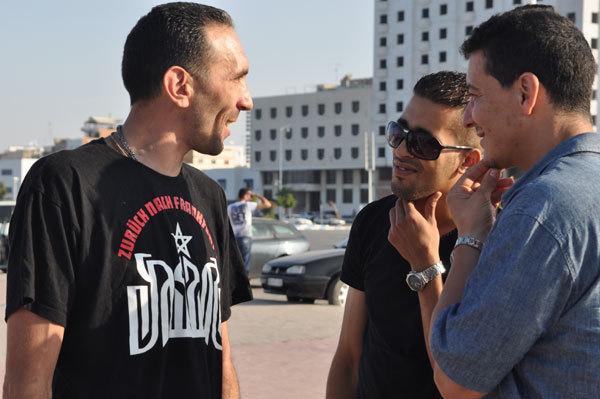 """أمير الراب الالماني """" ياسر"""" في حوار حصري مع ناظور24 + الفديو كليب الجديد"""
