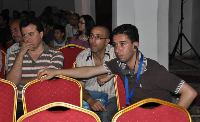 ارهاج يحصد نصف جوائز مهرجان سينما الذاكرة المشتركة بالناظور
