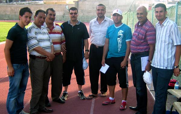 شريحة من الغيورين يرون في السيد عبد القادر الشامي الرئيس المناسب لحسنية الناظور