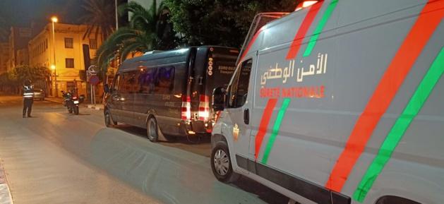 الشرطة القضائية بمدينة الناظور تلقي القبض عن مبحوث عنه على الصعيد الوطني في قضايا تنظيم الهجرة غير المشروعة والاتجار بالبشر