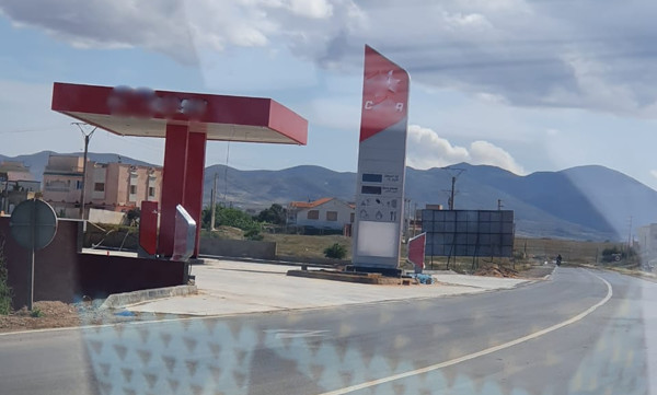 محطة وقود برأس الما في مرمى الشبهات بسبب خرقها لقانون التعمير