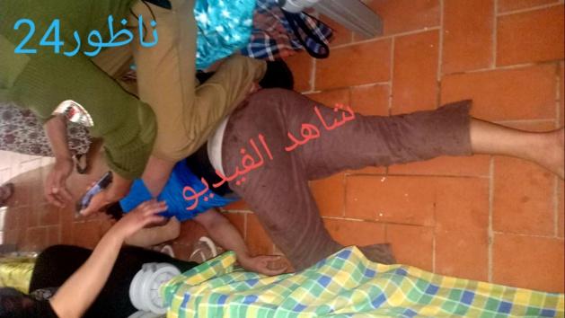 اغماءات في صفوف المغاربة العالقين في مدينة مليلية المحتلة