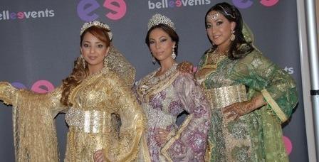 حفل ناجح لعرض الأزياء المغربية ألمير الهولندية