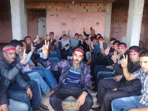 بني بوعياش: نٌشطاء يُضربون عن الطعام يوم العيد تضامناً مع المعتقلين