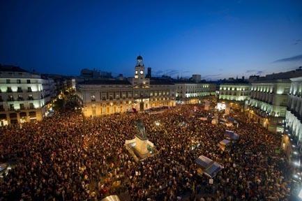 لماذا الاضراب العام في اسبانيـــــــا؟