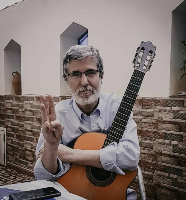 رضوان بنشيكار يستضيف  الفنان علال شيلح في أسماء وأسئلة: