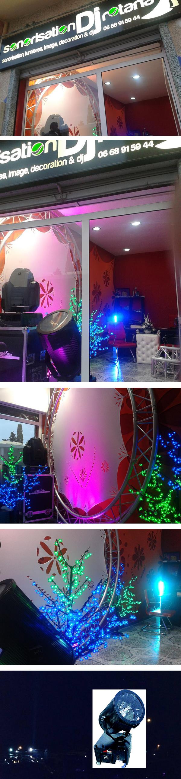 sonorisation DJ Rotana - خبرة لأزيد من 15 سنة  :    المحل الاول لتنظيم و تنشيط الحفلات و الاعراس بالجهة الشرقية