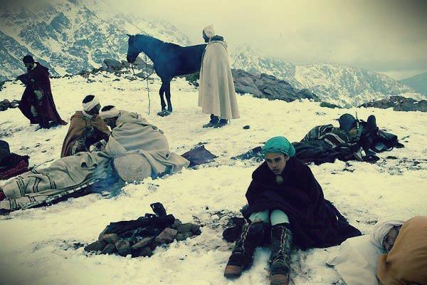"""""""أنفكو"""".. موت بطعم الصقيع. أطفال يتنفسون الموت مع رائحة ...الثلوج ."""