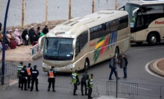 عاجل : اعادة جميع المغاربة العالقين في مليلية عبر مراحل ابتداءا من يوم الاربعاء القادم