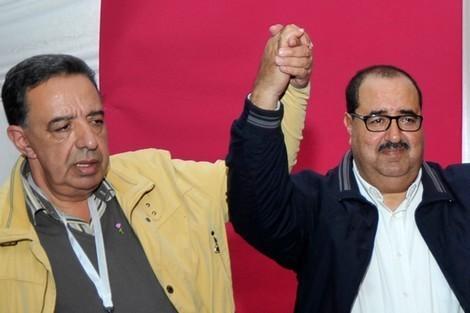 لشكر يتحصل على اكبر عدد من الاصوات في الدور الاول من انتخاب كبير الاتحاد الاشتراكي