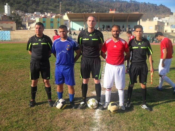 - شباب أزغنغان يتصدر البطولة بعشر لاعبين