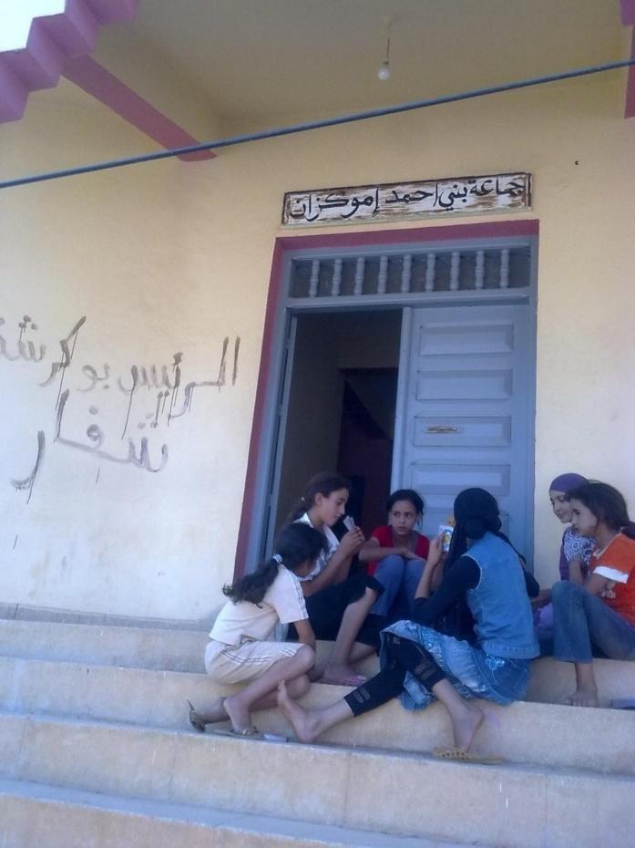 جماعة بني احمد إمكزن الحسيمة: قرية صنهاجية تعاني في صمت
