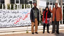 وزير الاتصال الناطق الرسمي باسم الحكومة يستقبل الصحفيين المطرودين من مؤسسة البيان
