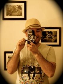 """اكسيل فوزي في الناظور لإخراج  فيلم أمازيغي جديد """" الصمت القاتل"""" من انتاج شركة ثازيري"""