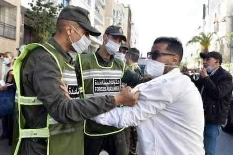 النقابة الوطنية للصحة العمومية ف-د-ش تدين الاعتداء الذي تعرضت له الاطر التمريضية