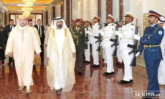دراسة: جولة الملك محمد السادس بدول الخليج بعثت الثقة لمسيري أكبر 500 مقاولة في اقتصاد المغرب