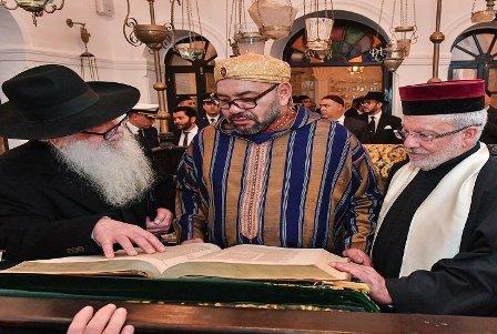 جلالة الملك محمد السادس يوافق على قرار تاريخي وغير مسبوق في العالم الإسلامي