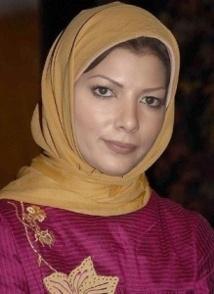اصالة نصري بالحجاب ..صورة تثير الجدل