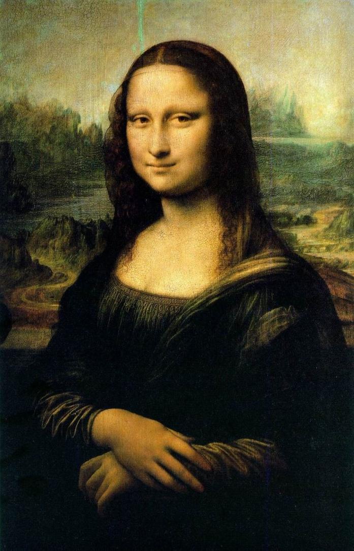 الكشف عن دليل جديد للوحة الموناليزا الأصلية