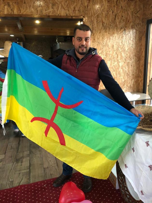 على ضفاف بحيرة مارتشيكا : ناظور مار تحتفي بالسنة الامازيغية الجديدة 2971
