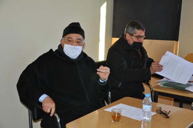 """السيد """"محمد بندحمان"""" يترأس  الدورة الاستثنائية لمجلس جماعة تفرسيت"""