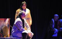المخرج الأمازيغي فاروق أزنابط   يدخل العولمة بمسرحيته( بنت السلطان)