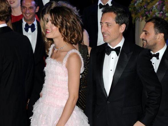 جاد المالح يعلن عن اسم خطيبته في حفل خيري أقامته العائلة المالكة في إمارة موناكو
