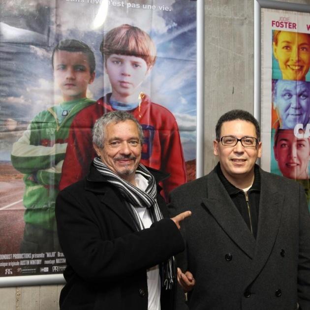 """المخرج الريفي """" نسيم عباسي """" و فيلمه """" ماجد """" حاضران ضمن فعاليات المهرجان الدولي للسينما و الذاكرة المشتركة بالناظور"""