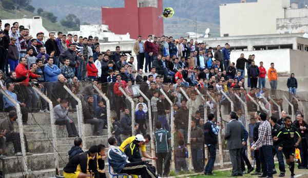 إعلان : جماهير الفتح الناضوري تنظم رحلة صوب مدينة تمارة لمساندة فريقها في مباراة مصيرية