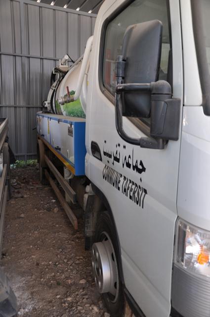 الانجازات والمشاريع التي قام بها رئيس جماعة تفرسيت السيد محمد بن دحمان.