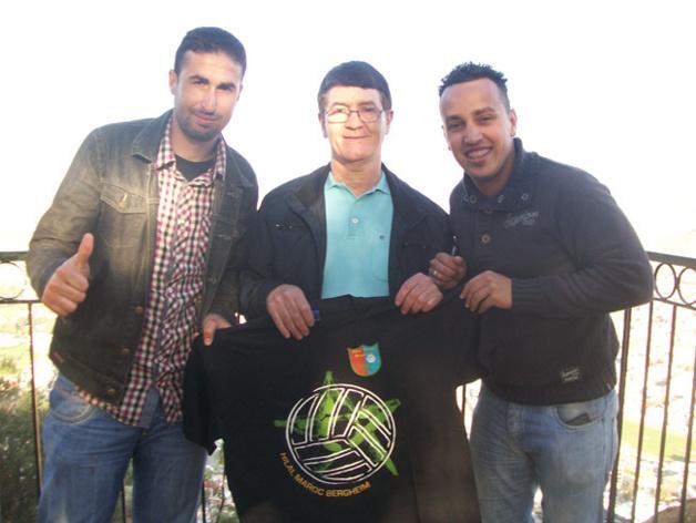 إنفراد / عمر باد : رئيس فريق هلال المغرب بركهايم بألمانيا يفتح قلبه لسبورناضور