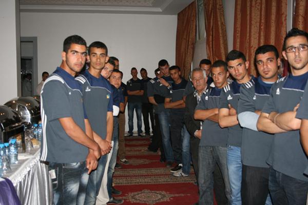 الجمعية الأركمانية للريكبي في ضيافة القناة الأمازيغية في برنامج خاص ومفصل عن النادي الأركماني