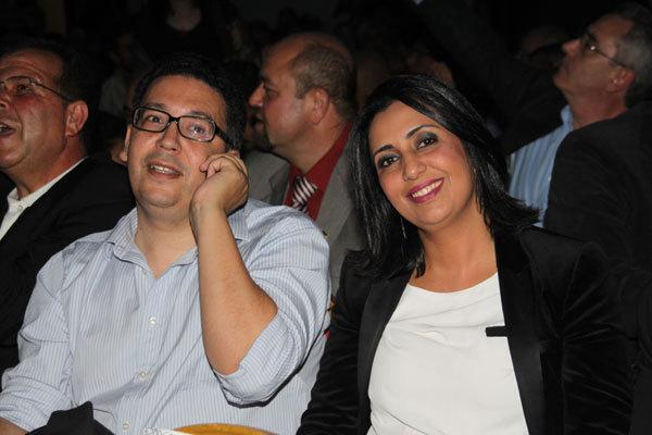 كمـال هشـكار و رولا سـلامة يتوجـان بجائزتين في حفل إسدال الستار عن مهرجان السينما بالناظور