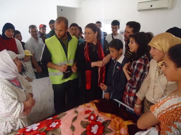جمعية افاق تنظم خرجتين تربويتين وزيارة لدار العجزة لتلاميذ المستفيدين من برنامج المواكبة التربوية