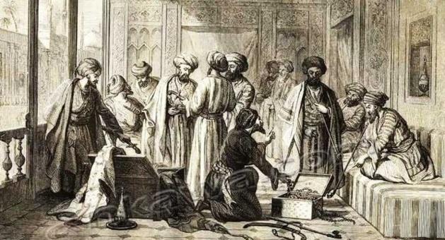 الدم والبارود لغة العرب الفصحى