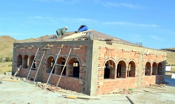 نداء: ساهم معنا في بناء مسجد الإمام مالك بأزغنغان بما تجود به نفسك