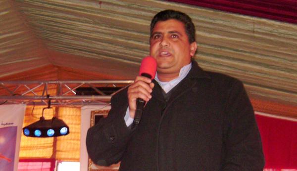 نائب رئيس المجلس البلدي لبن الطيب يعتدي على المعطليين