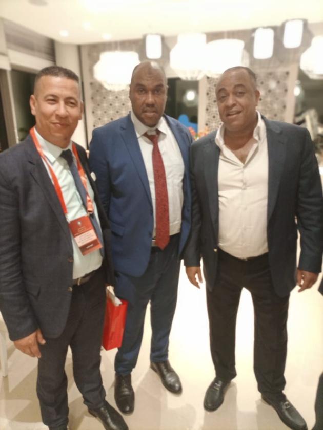 انتخاب سليل مدينة سلوان كريم الركراري ممثلا لعصبة الشمال الشرقي بالجامعة الملكية لكرة القدم