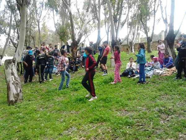 حفل إختتام البرنامح الربيعي لجمعية شباب المستقبل للأعمال الإجتماعية و  الثقافية و الرياضية