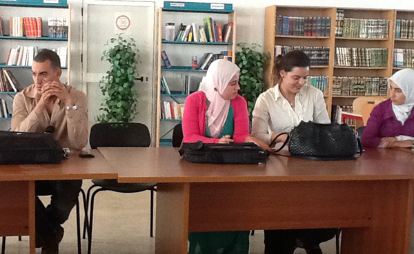 """""""أشكال التعبير الرقمي"""" عنوان ندوة فرع اتحاد كتاب المغرب بالناظور"""
