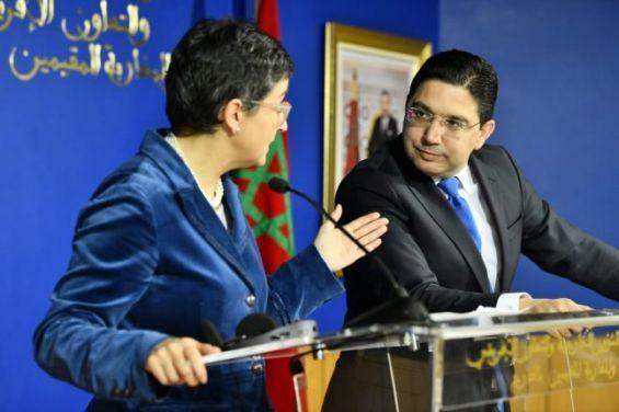 """بلاغ """"ناري"""" .. المغرب يرفض التبريرات الإسبانية لاستقبال زعيم البوليساريو"""