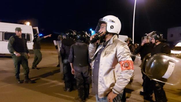 سدود قضائية و استنفار أمني بالناظور لمحاربة الهجرة السرية يعكس التزامات المغرب الدولية
