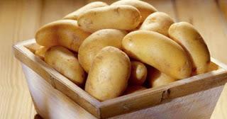 عصير البطاطس مكمل غذائى لعلاج قرحة المعدة
