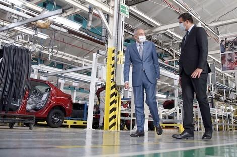 صناعة السيارات..المغرب يحتل المرتبة الثالثة عالميا من حيث التنافسية